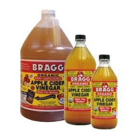 [Bragg] 有機蘋果醋16oz